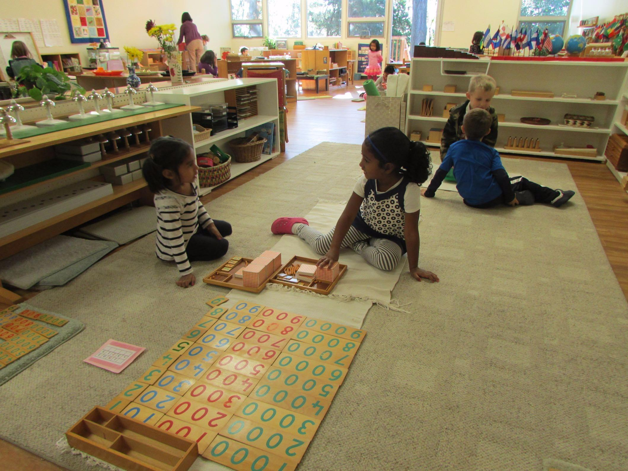 how montessori incorporated the development of As an educational approach, the montessori method focuses on the individuality of each child in respect to their own needs and talents the child controls the pace, topic and repetition of lessons independent of the rest of the class.