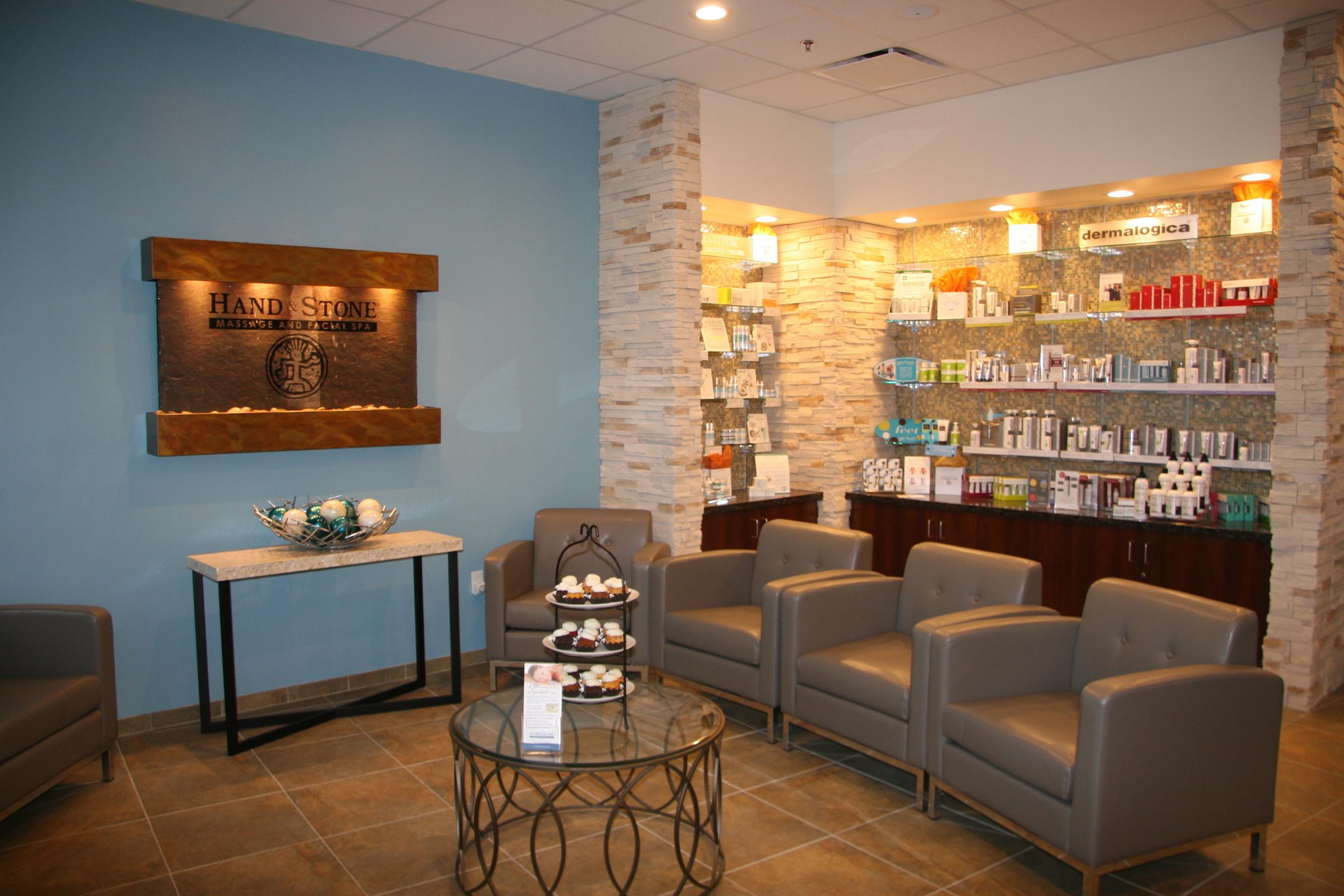 Relax, and check out our amazing skin care selection.  Prepare to be pampered!