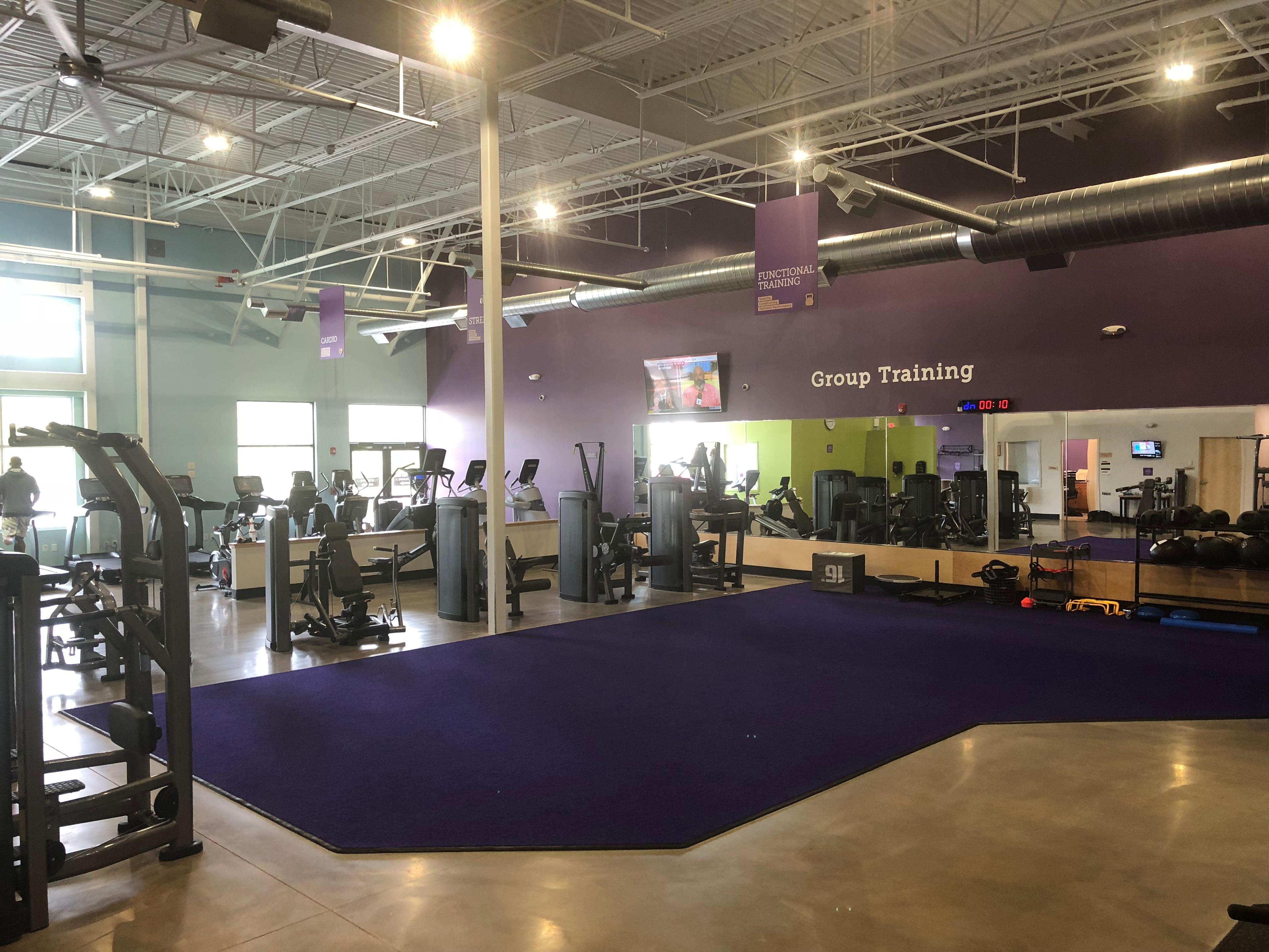 Anytime Fitness 10010 P Shops Way Northborough Ma Health Clubs Gyms Mapquest
