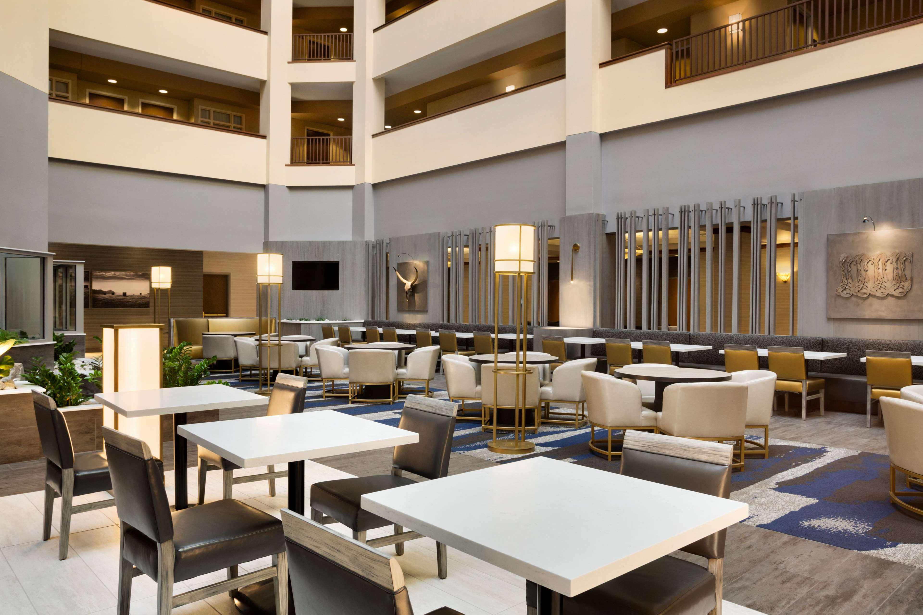 Embassy Suites by Hilton Dallas DFW Airport North in Grapevine, TX, photo #2