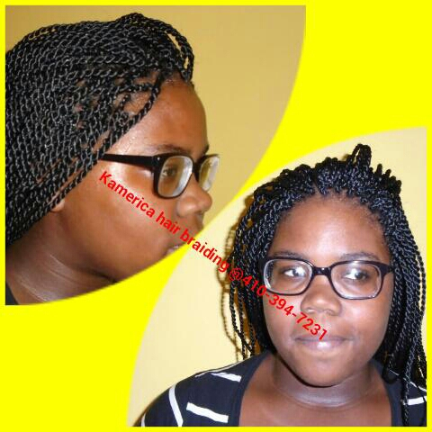 The Best African Hair Braiding Salon Salisbury Md