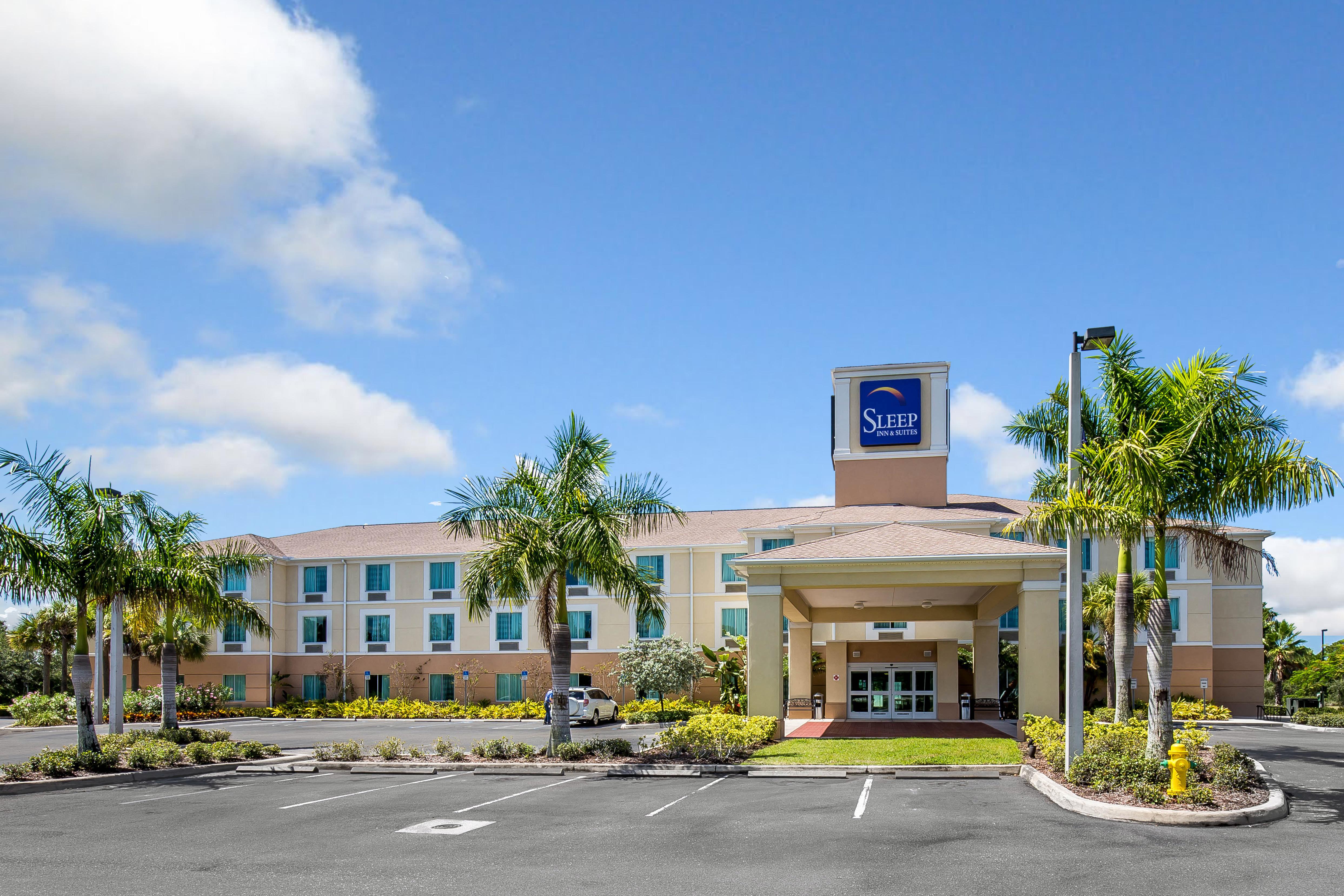 Sleep Inn Port Charlotte, FL - Port Charlotte, FL 33980 - (941)613-6300   ShowMeLocal.com