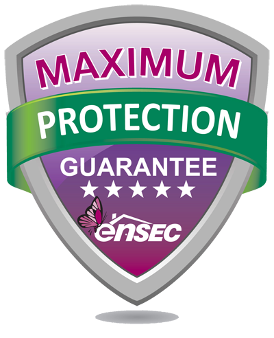 EnSec Pest & Lawn's Maximum Protection Guarantee!