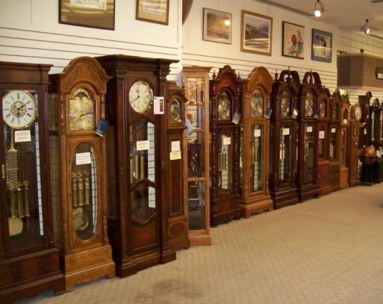 The Clock Gallery in Richmond