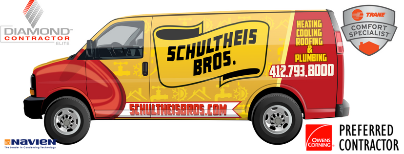 Schultheis Bros. Heating, Cooling & Roofing Westmoreland image 20