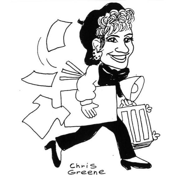Caricatures By Chris Greene