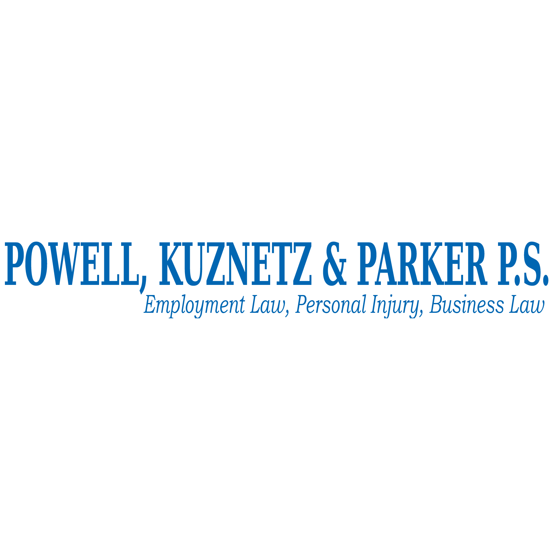Powell, Kuznetz & Parker P.S.