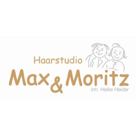 Logo von Haarstudio Max & Moritz