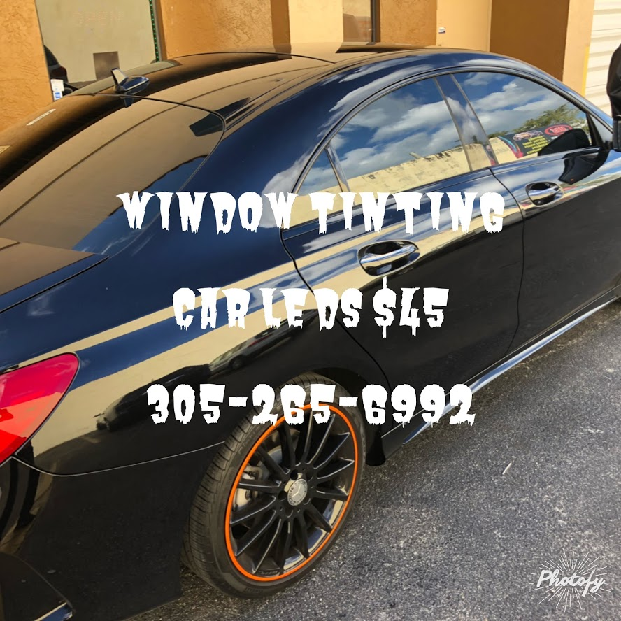 Best Window Tinting and Car Accessories in Miami (mobile tinting service) image 12