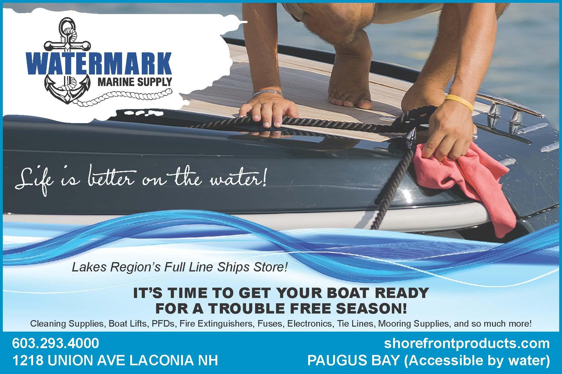Watermark Marine Supply Store image 5