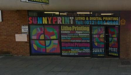 Sunnyprint (Centurion)
