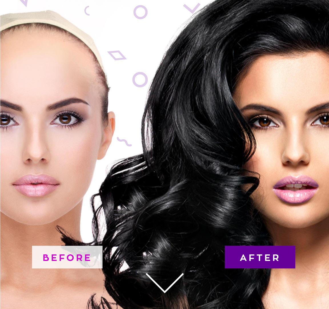 Shop Lace Wigs image 2