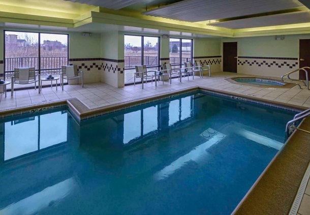 Springhill suites by marriott chicago bolingbrook at 125 - Hilton garden inn bolingbrook il ...