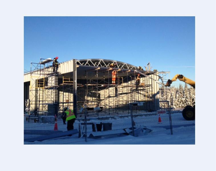 Construction Gaston Proulx & Frères Inc à Amos