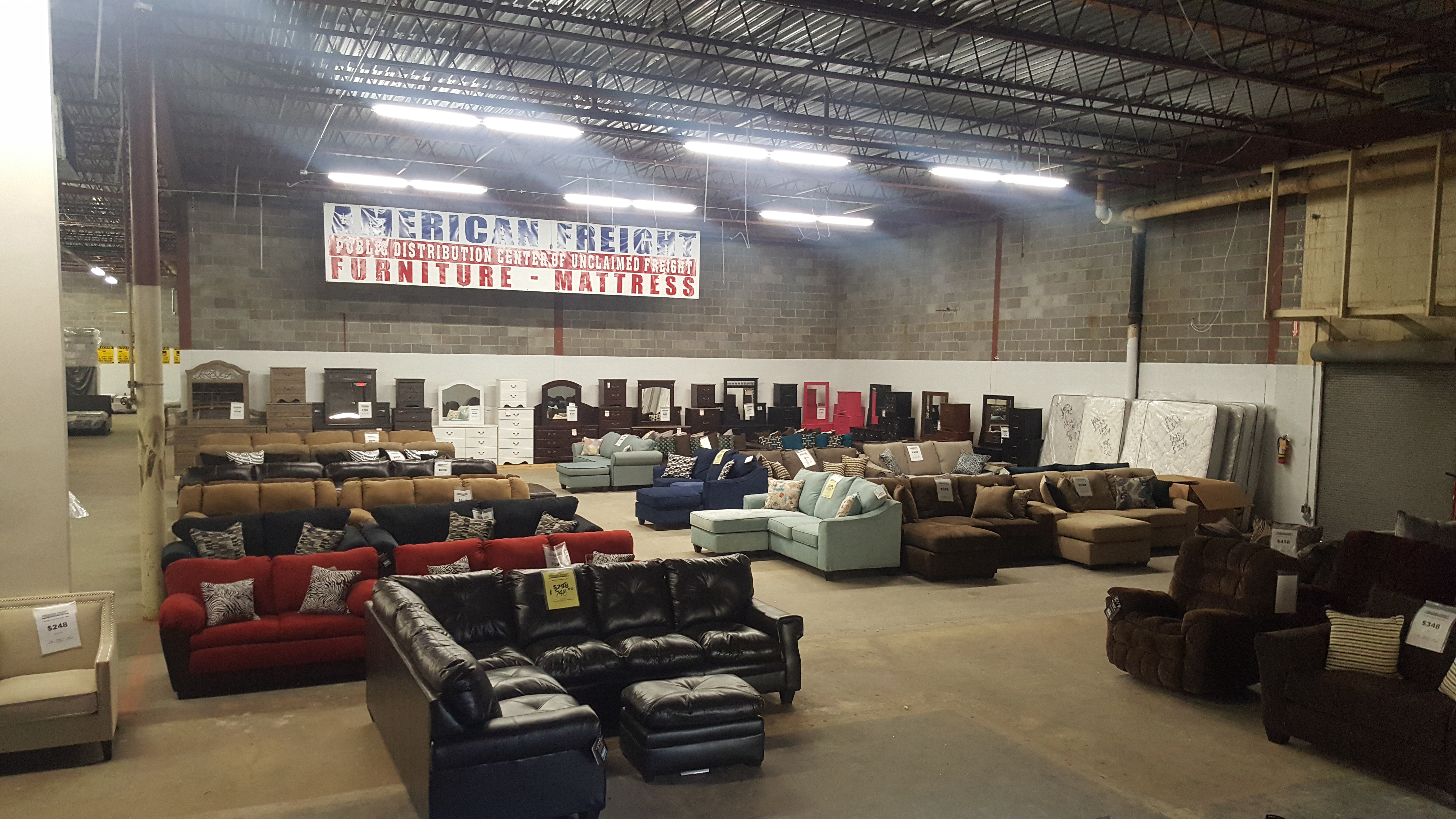 American Freight Furniture And Mattress In Roanoke Va