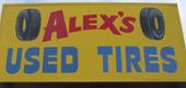 Alex's Used Tires