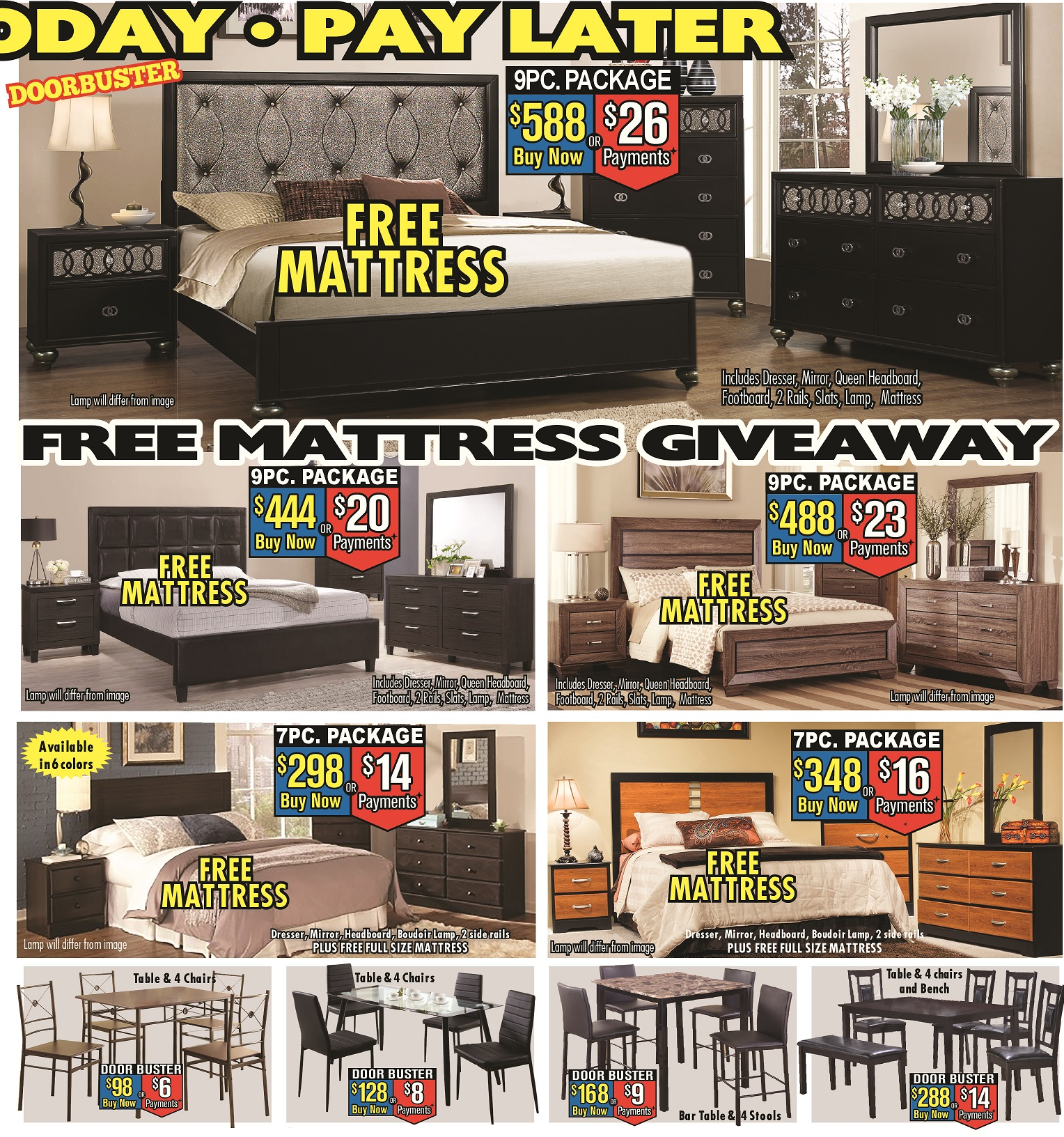 Price Busters Discount Furniture image 3