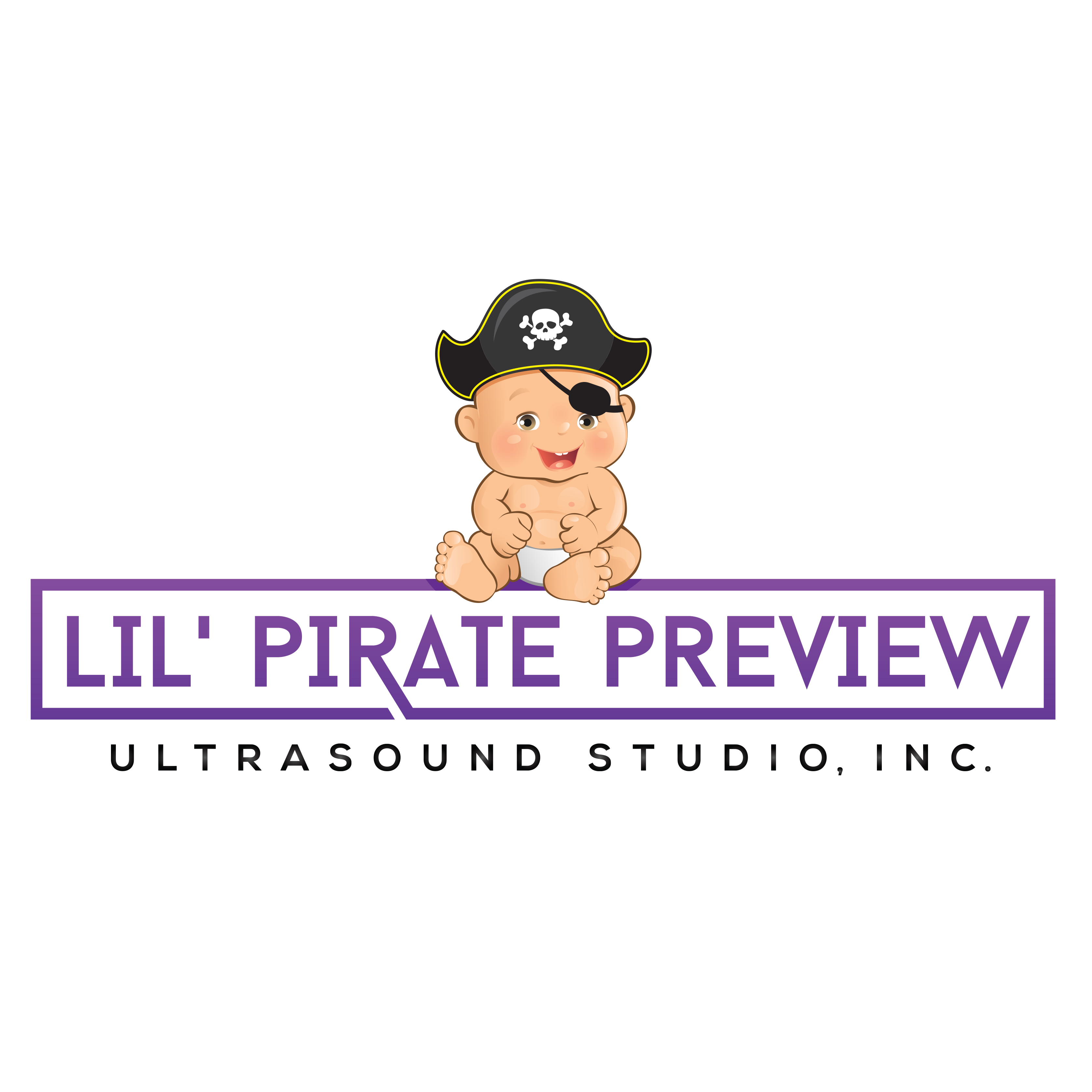 Lil' Pirate Preview Ultrasound Studio