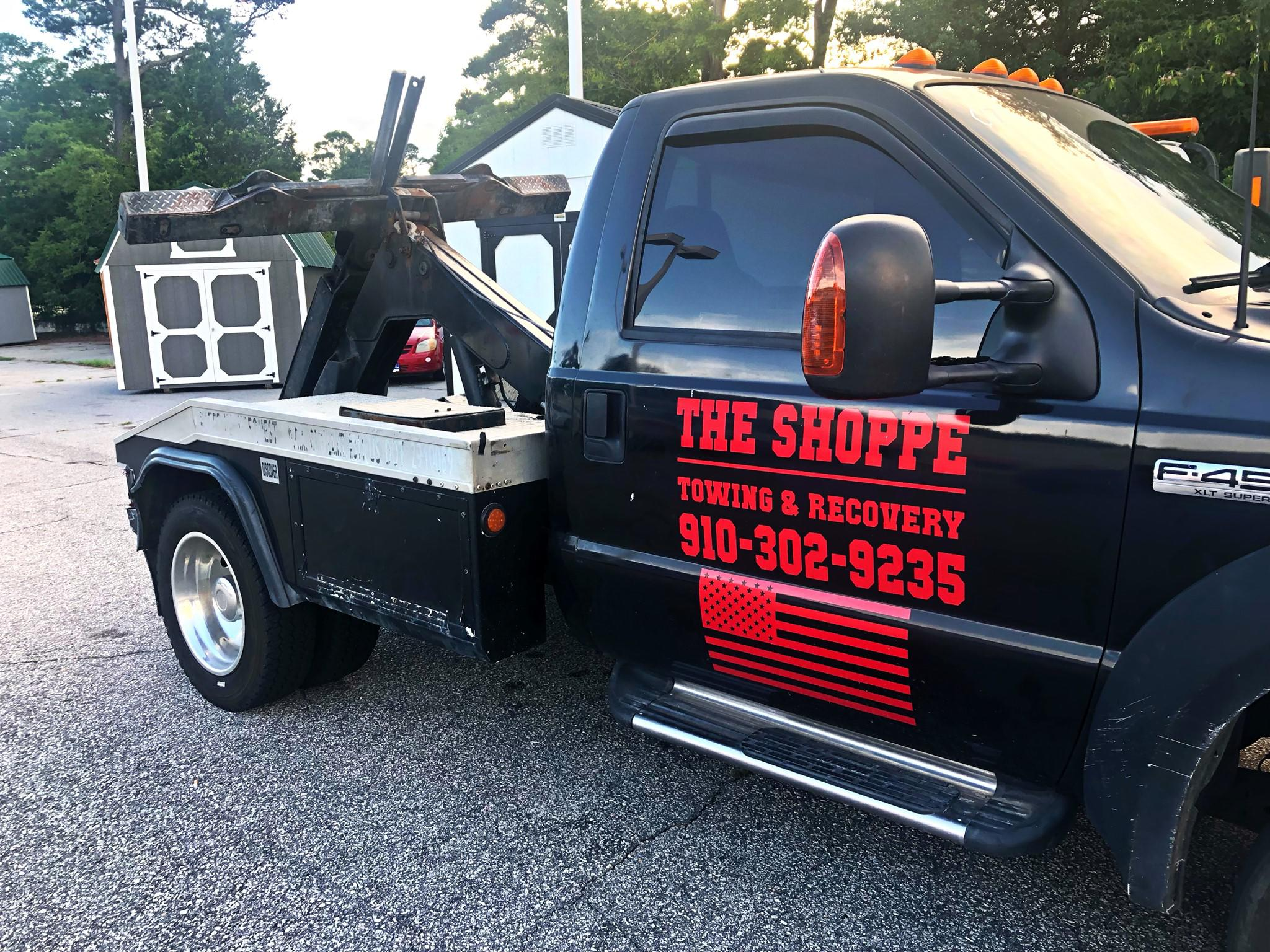 The Shoppe Towing & Recovery