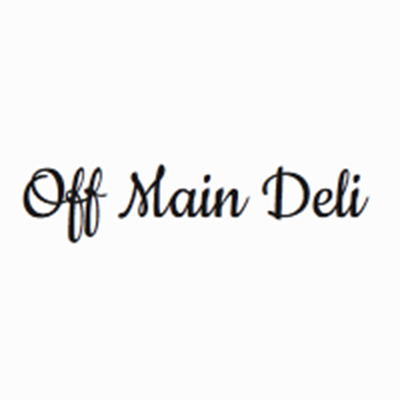 Off Main Deli And Bakery