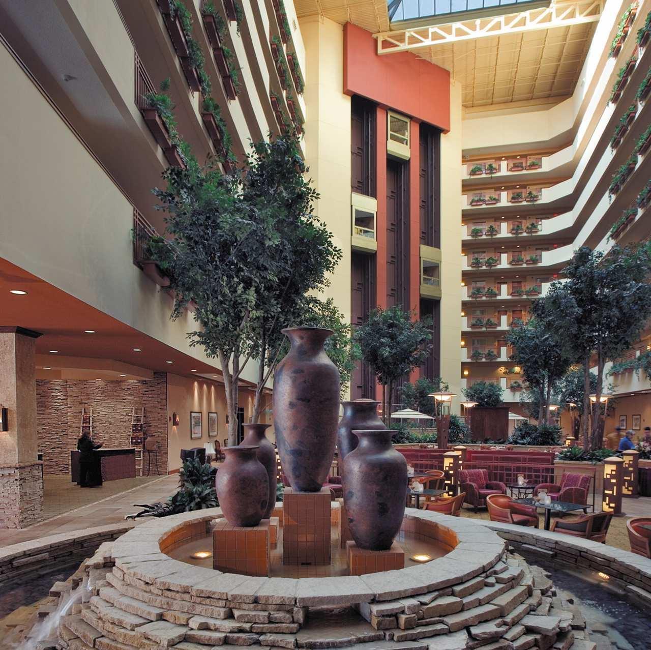 Embassy Suites by Hilton Albuquerque Hotel & Spa image 1