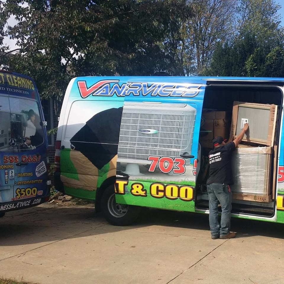 Vanessa Services Heating & Conditioner & Duct Cleaning