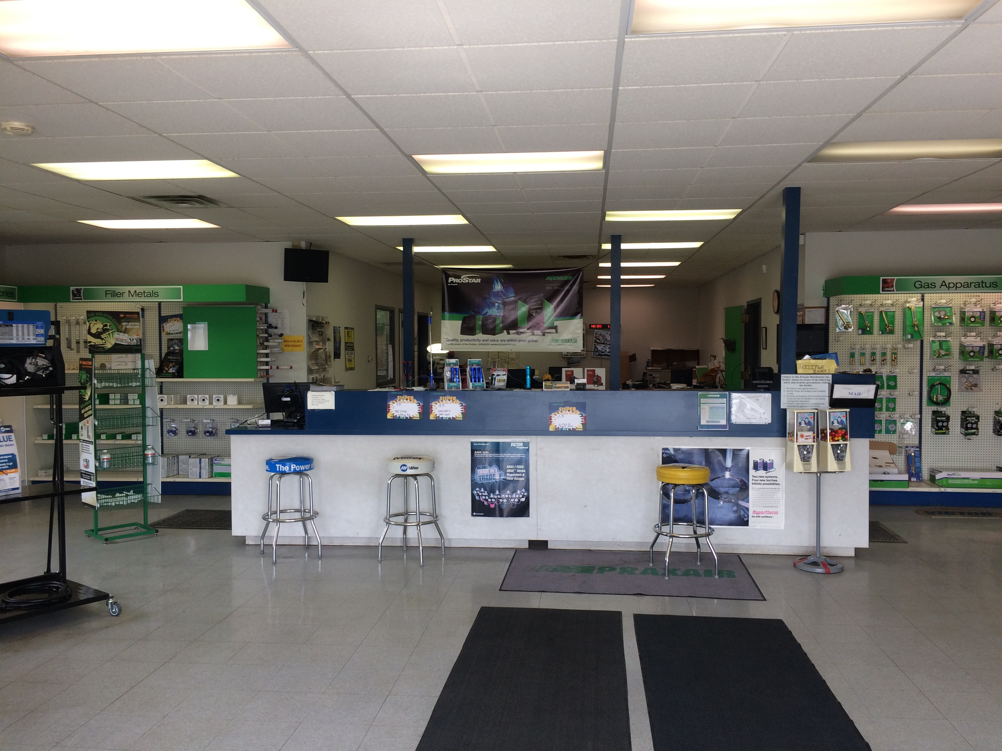 Praxair Welding Gas and Supply Center image 1