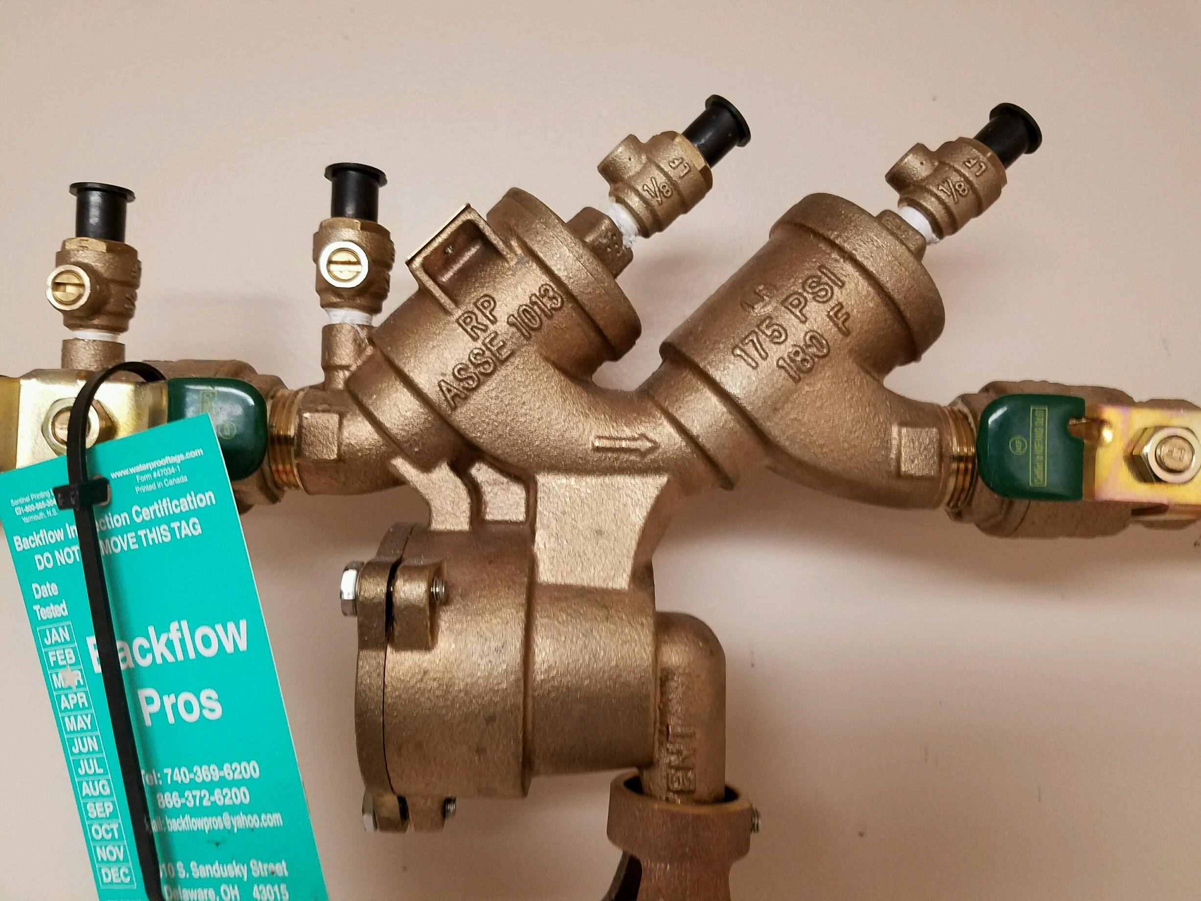 Backflow Pros image 1