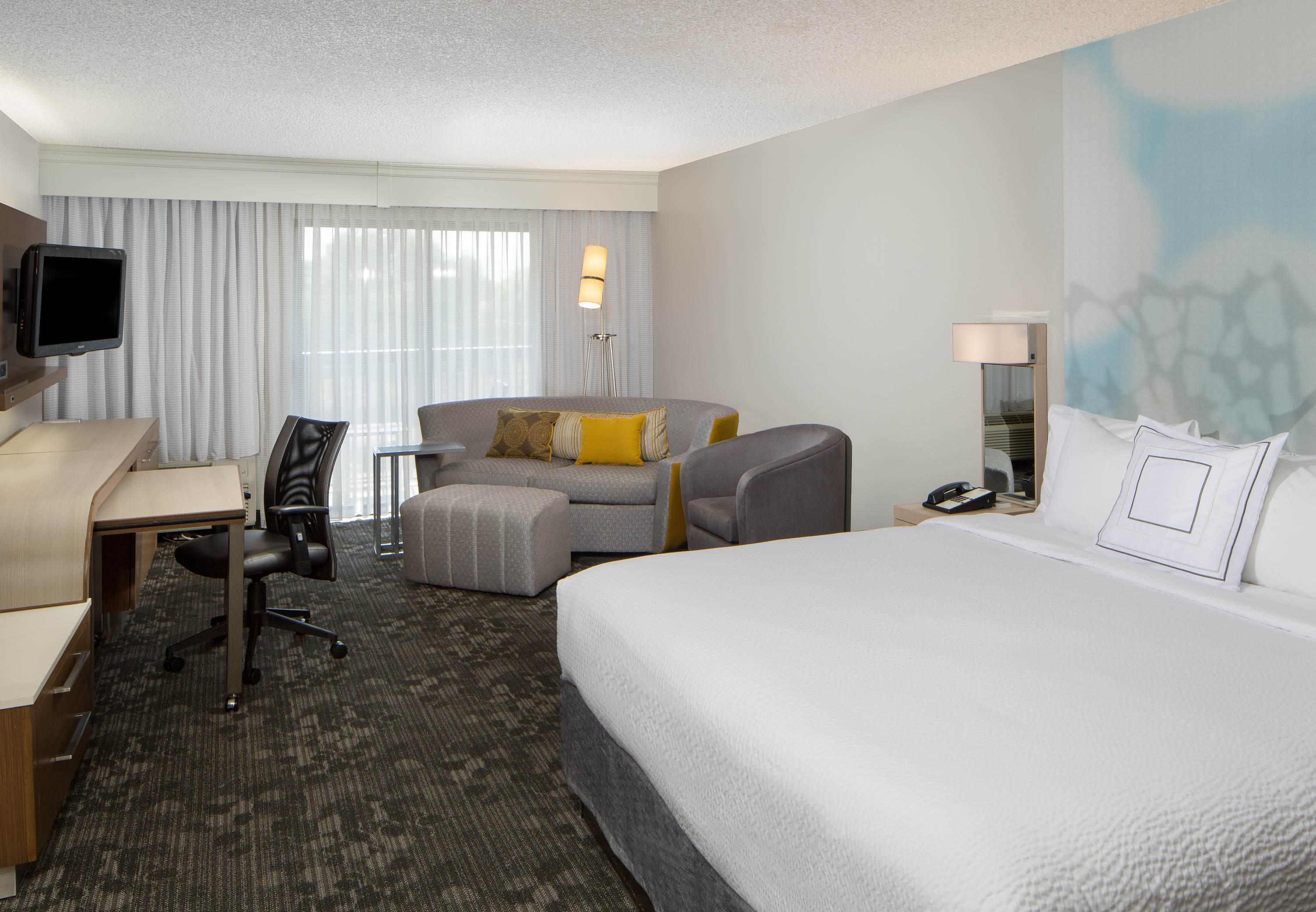 Courtyard by Marriott San Antonio Airport/North Star Mall image 3