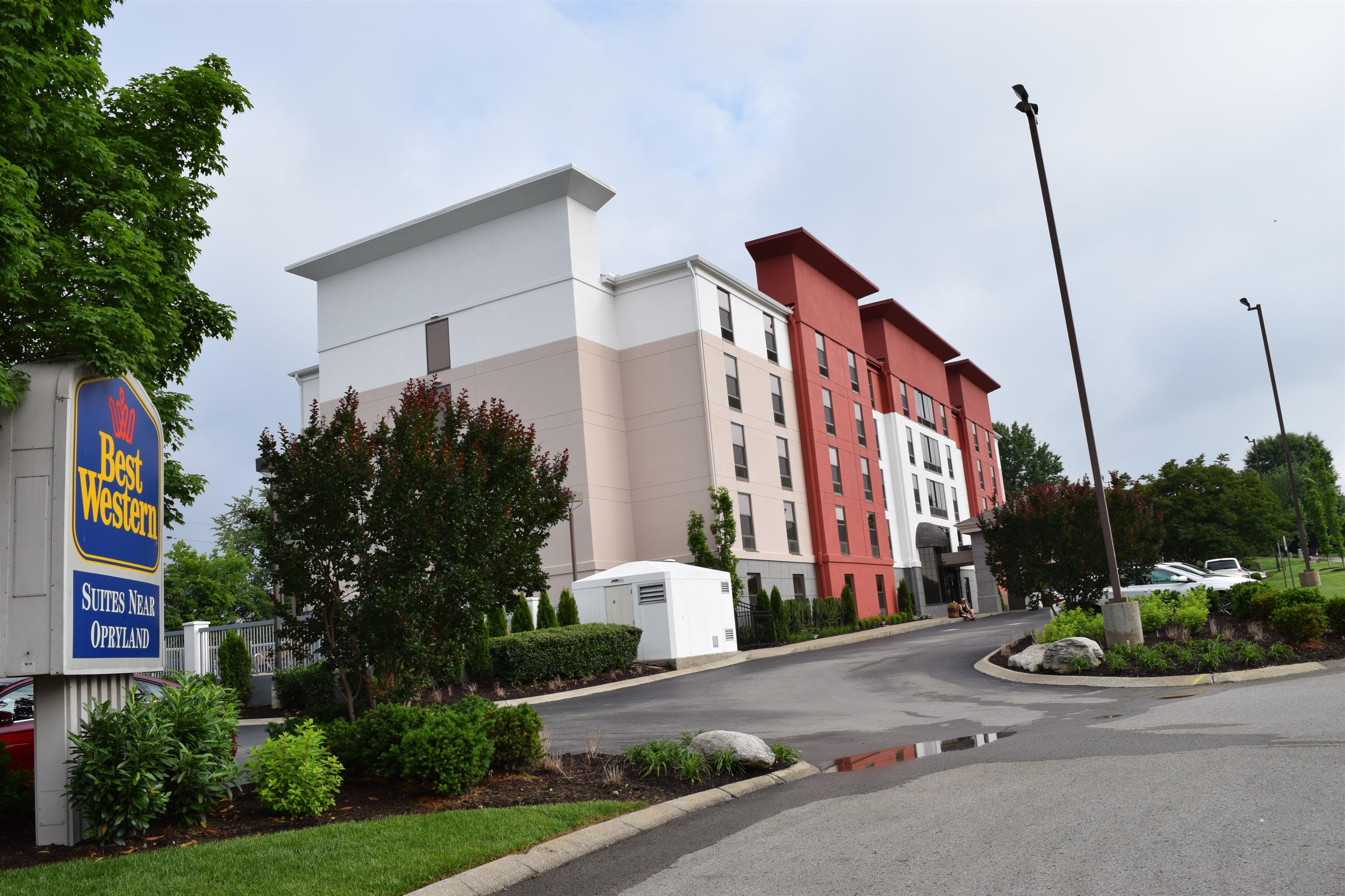 Best Western Suites Near Opryland in Nashville, TN - (615 ...
