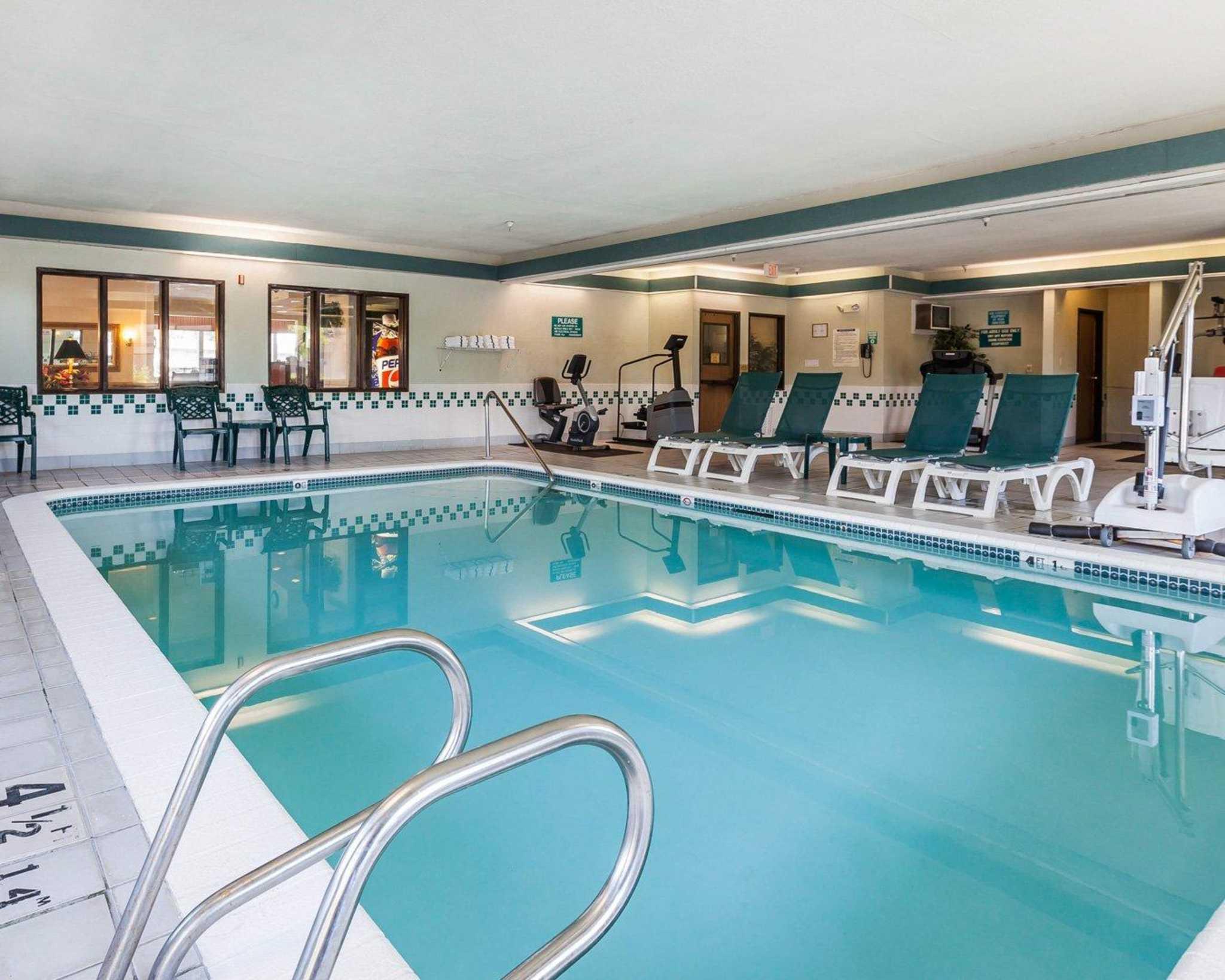 Comfort Inn Kelso - Longview image 16