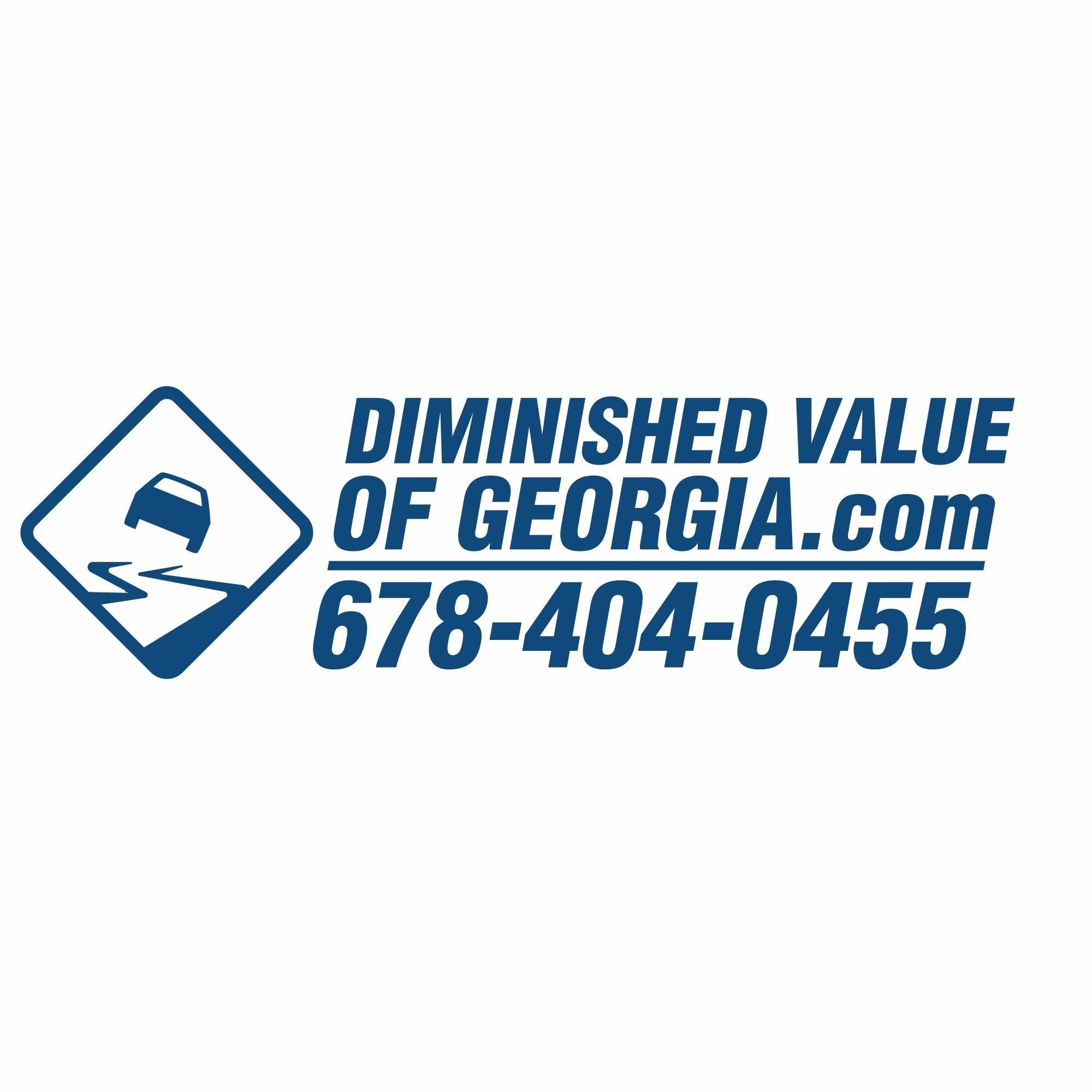 Diminished Value of Georgia
