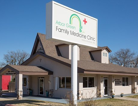 Arbor Green Family Medicine: Hania Alaidroos, MD image 2