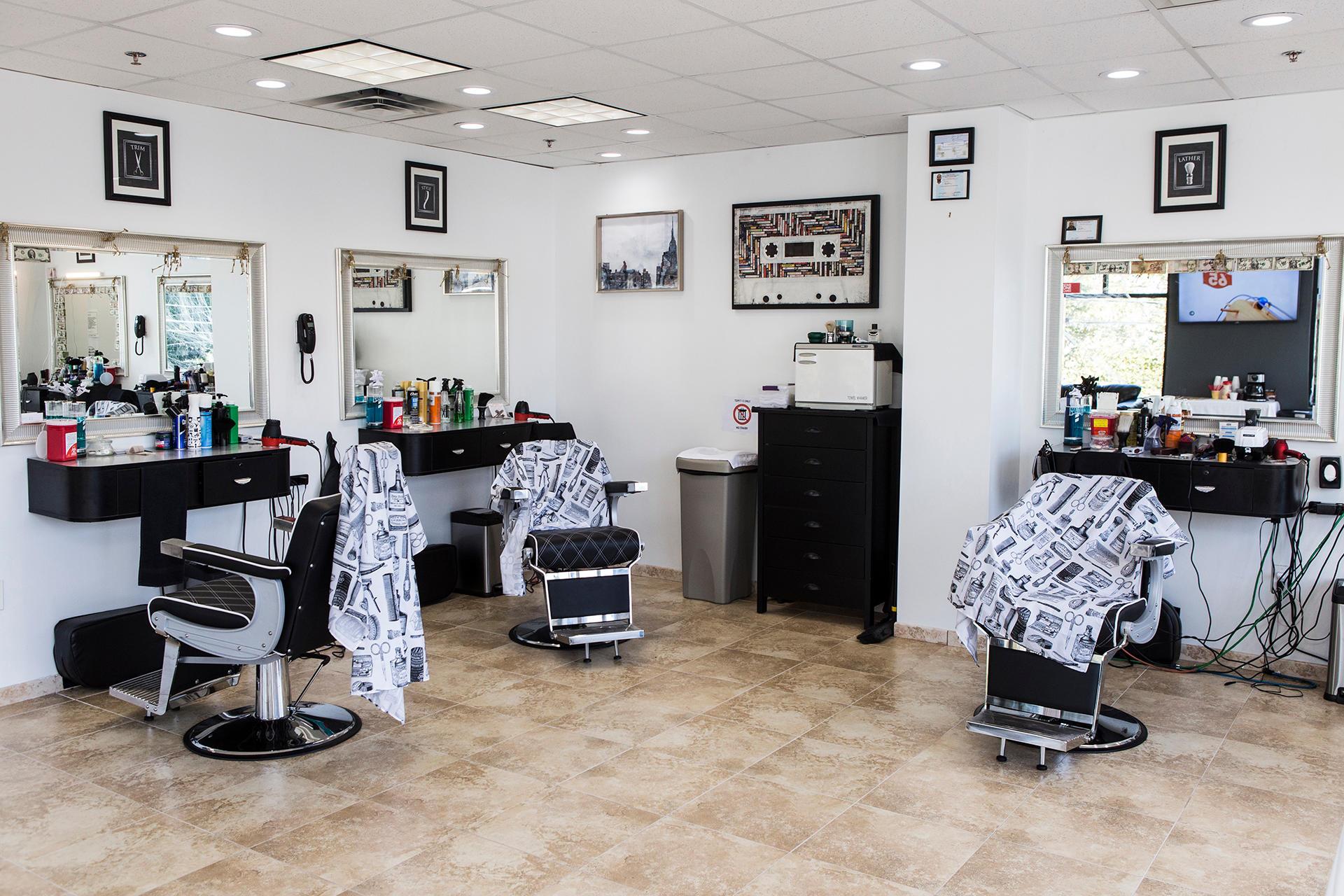 C.E.O. Barber Shop & Shave Parlor image 1