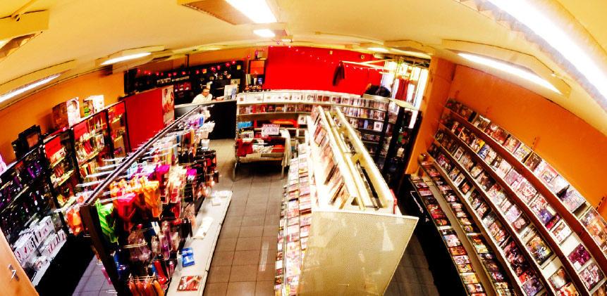 Sex Shop - Kabinensex - Czerningasse 29, Wien