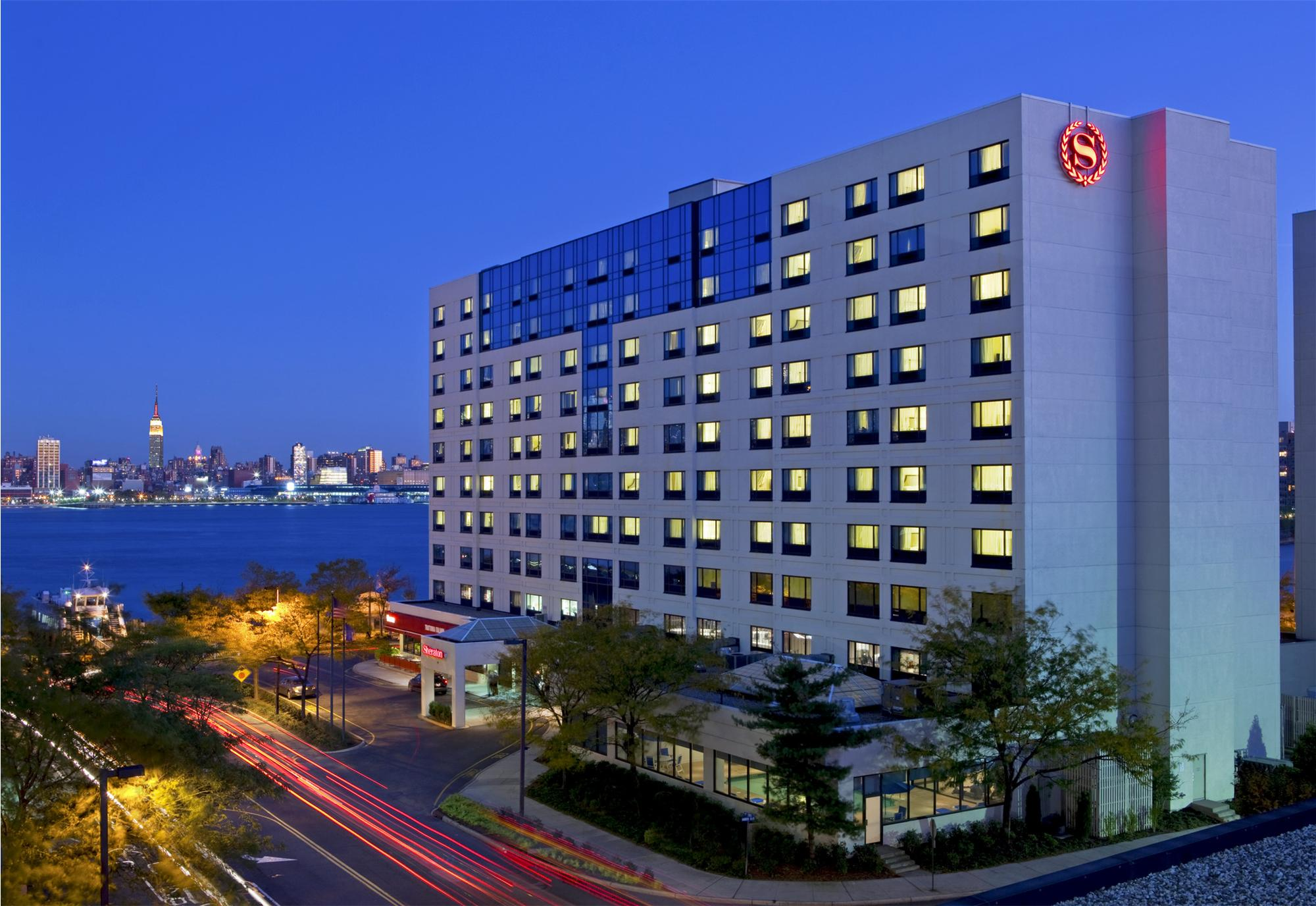 Sheraton Lincoln Harbor Hotel In Weehawken Nj Whitepages