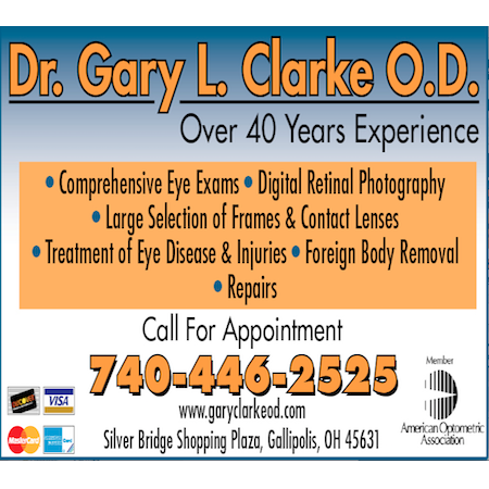Gary L Clarke OD image 0