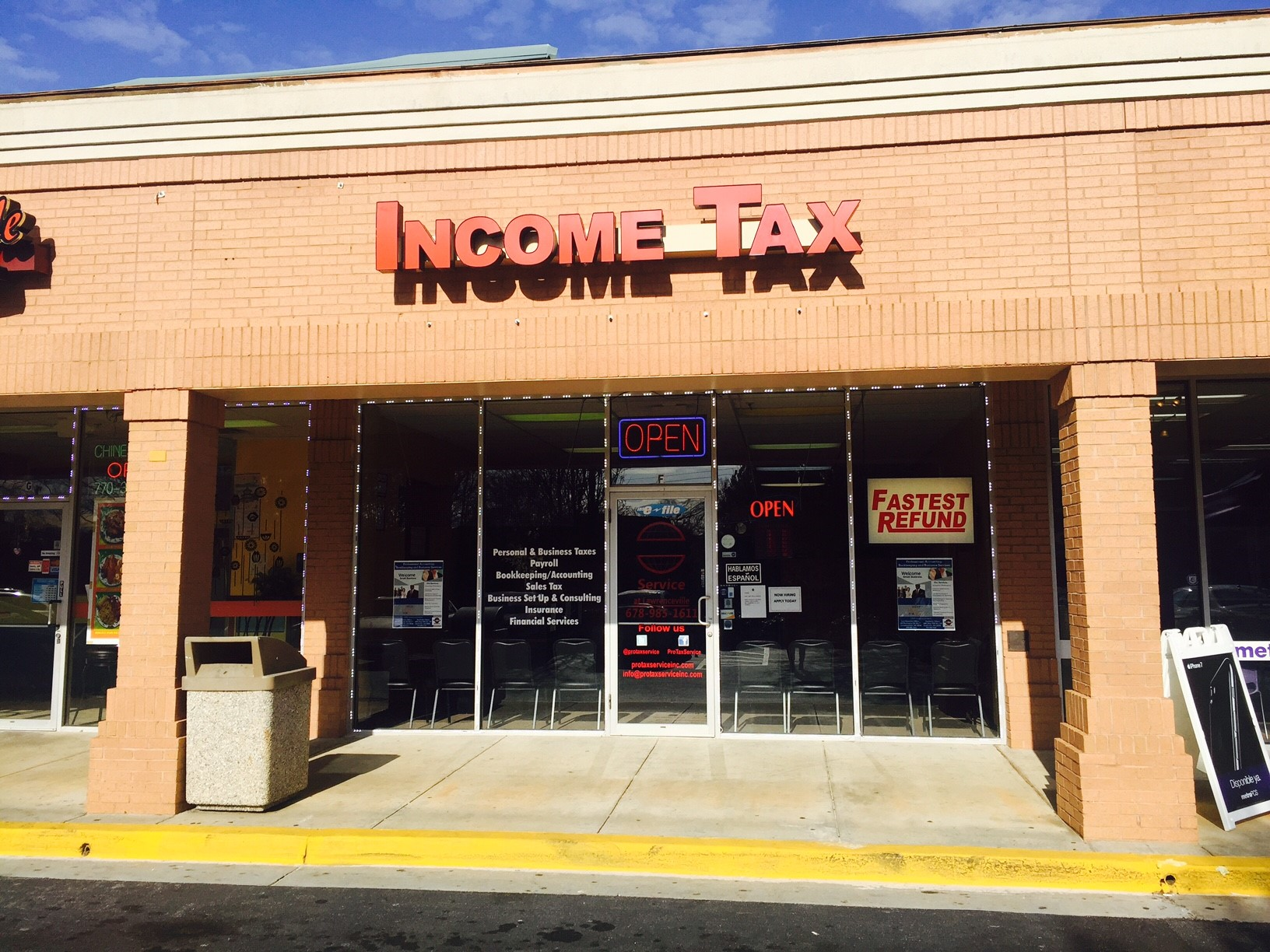 Pro Tax Service - Lawrenceville image 0