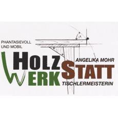 Logo von HolzWerkStatt Inh. Angelika Mohr