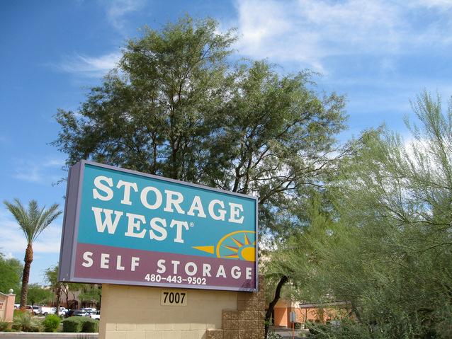 Storage West Self Storage image 1