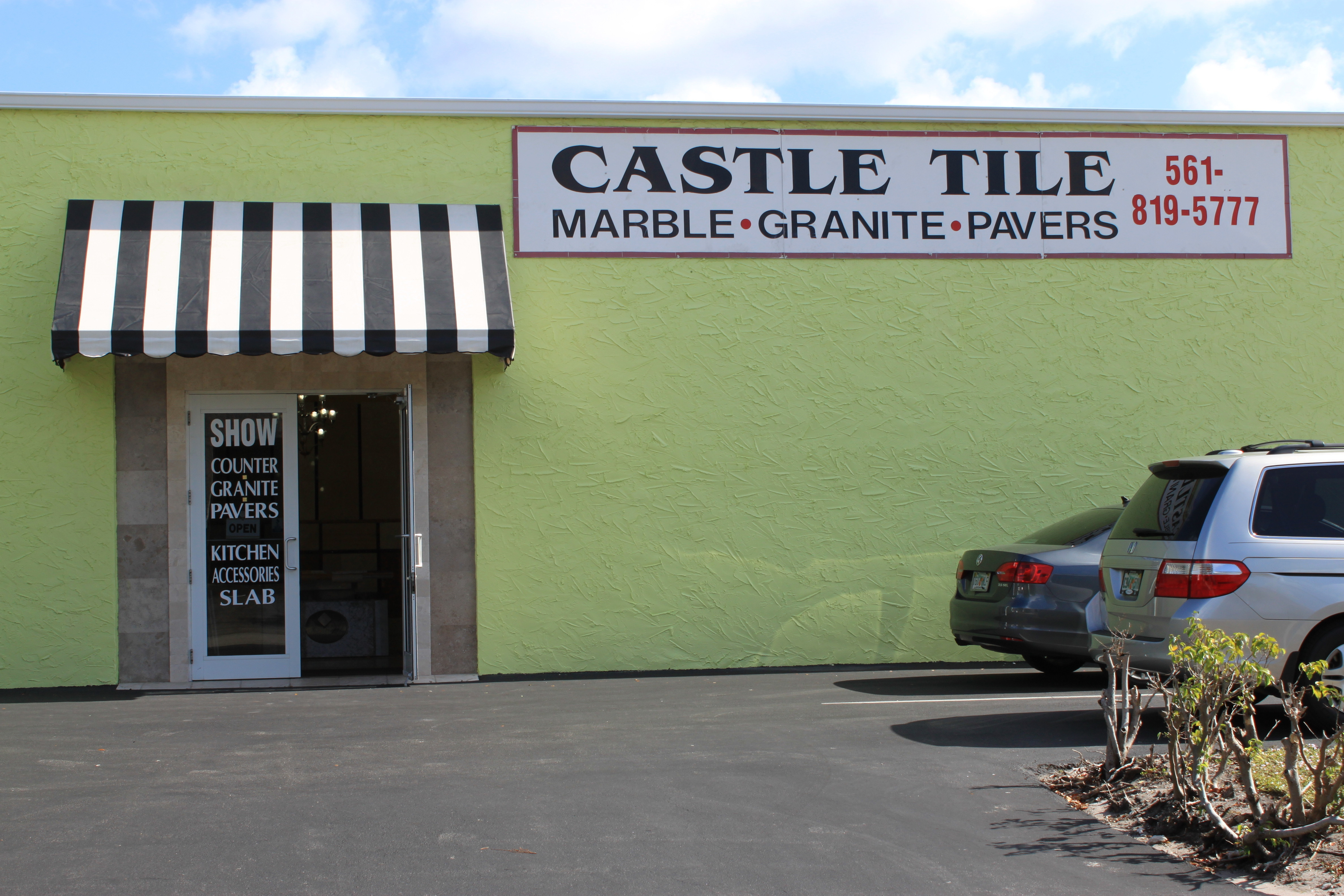 Castle Tile, Marble  and  Granite Inc. image 0