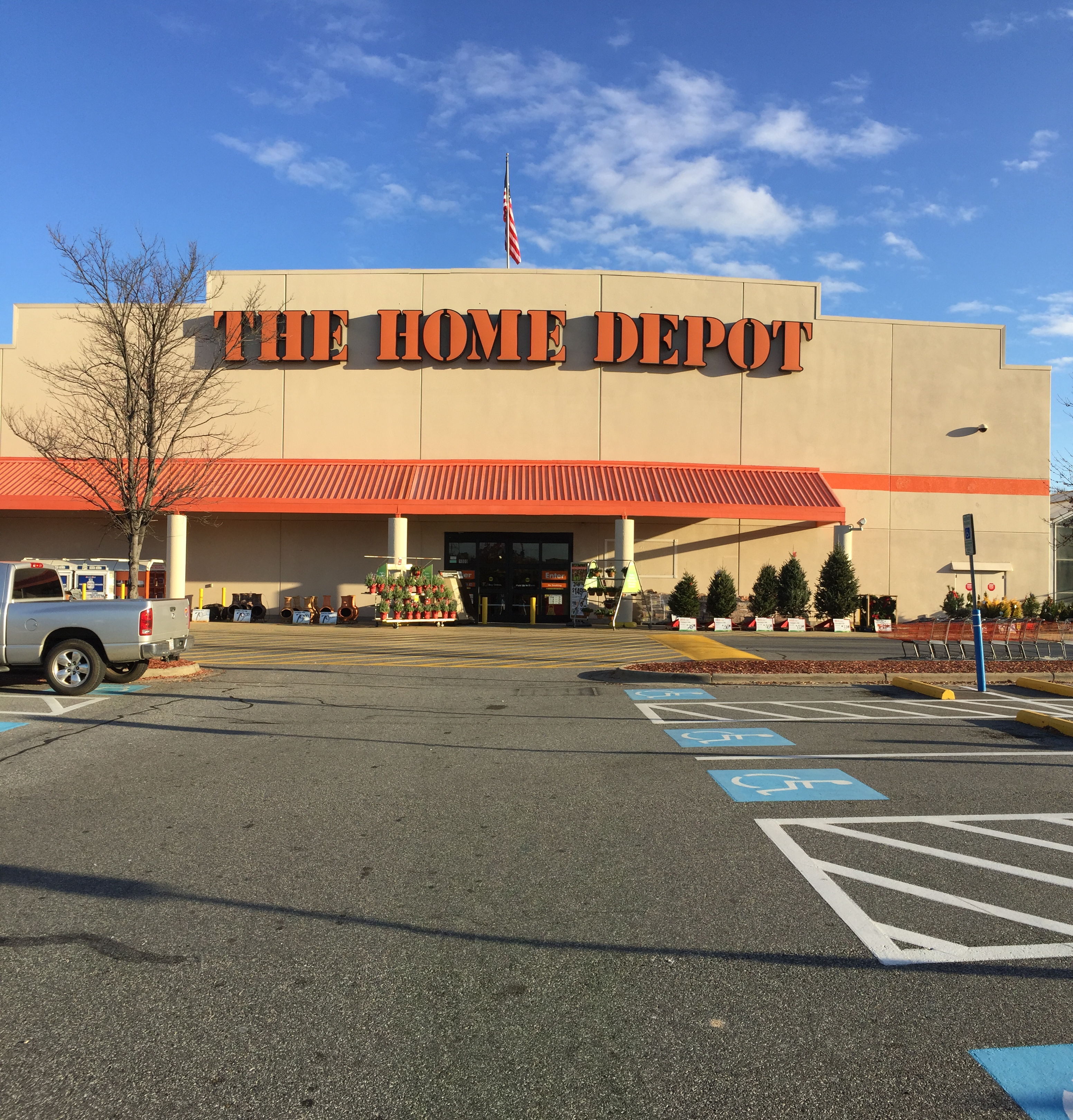 The Home Depot In Winston Salem, NC