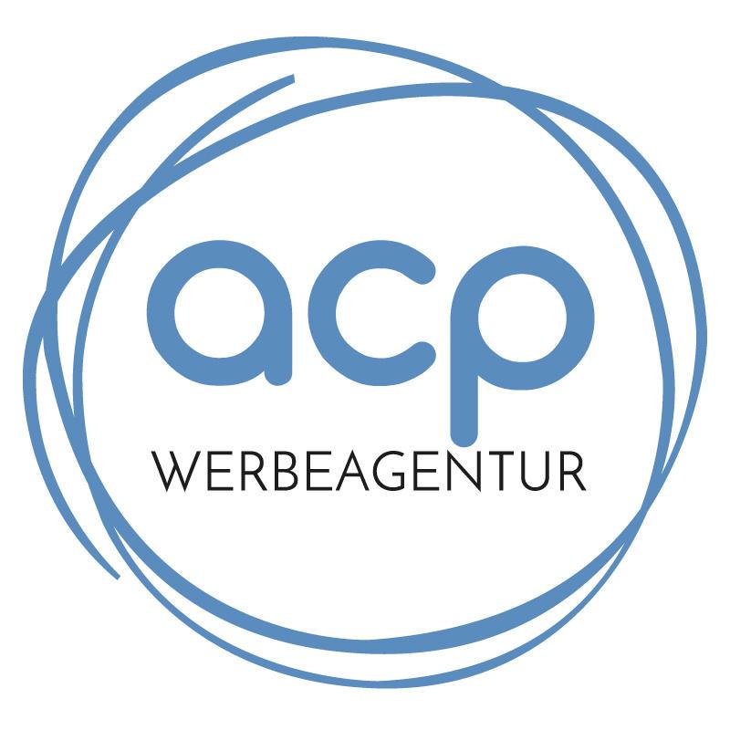 Logo von acp  Werbeagentur UG