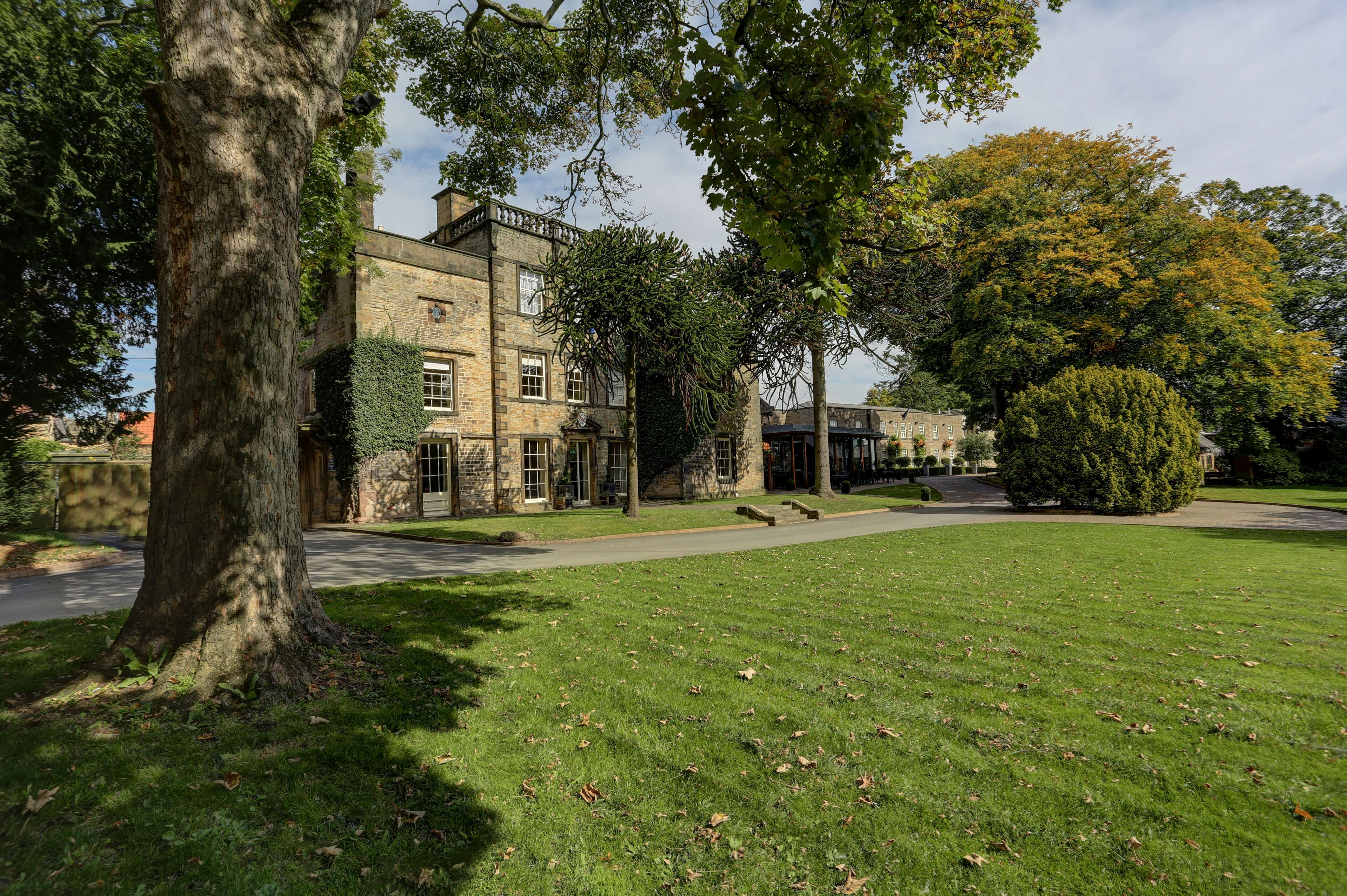 Best Western Plus Mosborough Hall Hotel Sheffield