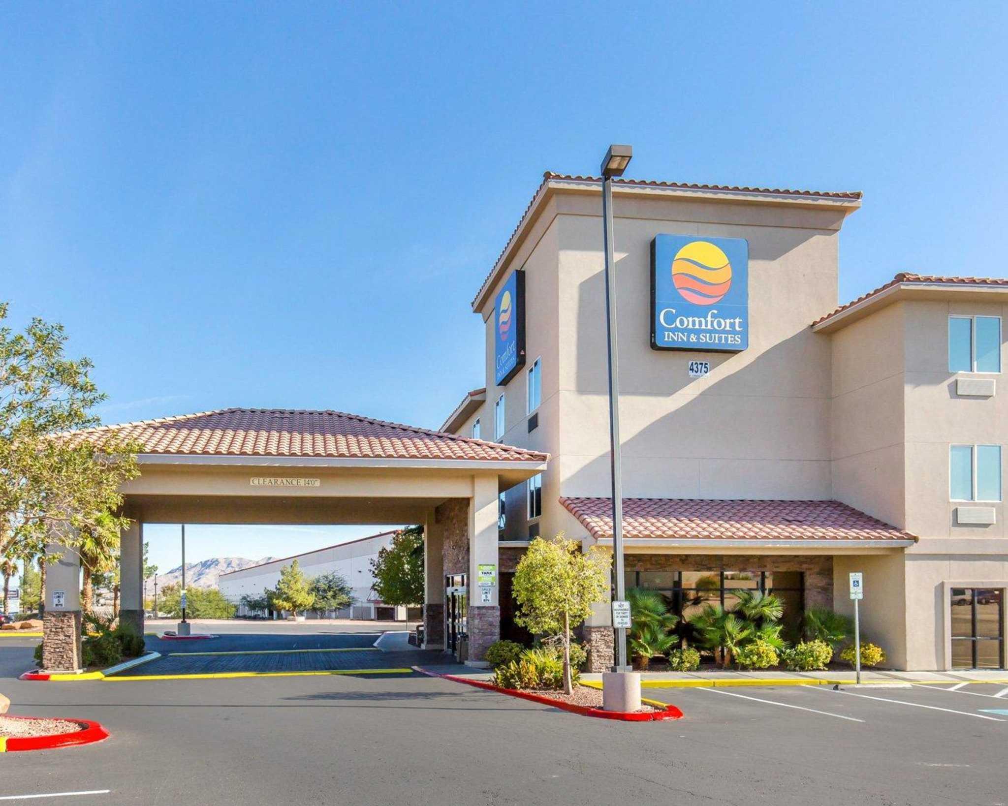 Comfort Inn & Suites Las Vegas - Nellis image 0