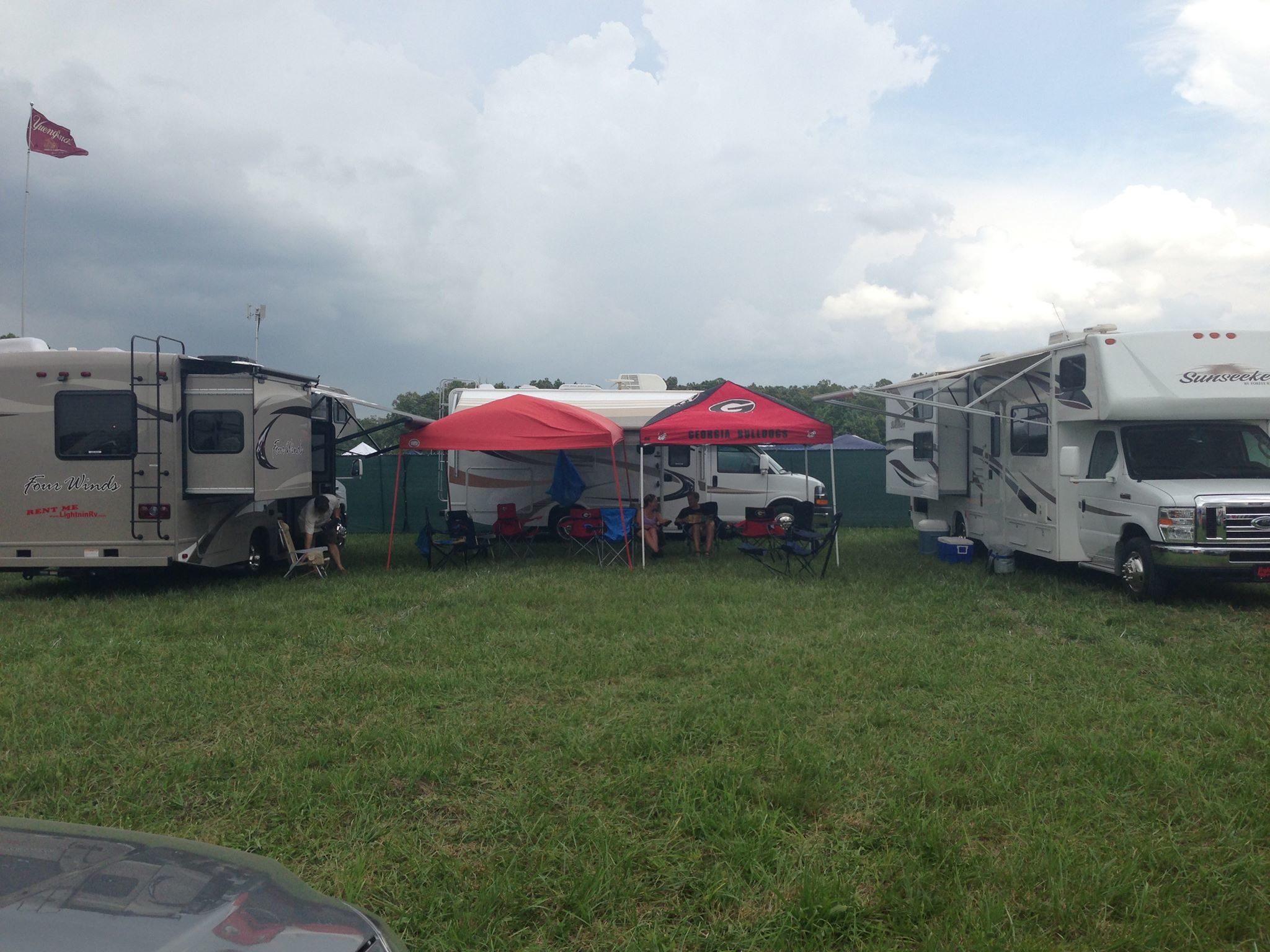 Cool Travel Trailer Rental Indiana  Travel Trailers For Rent