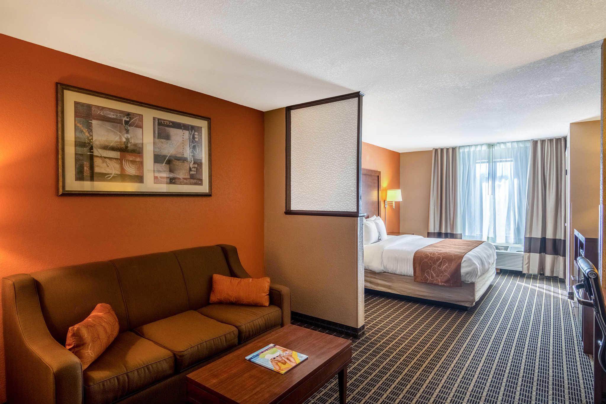 Comfort Suites image 33