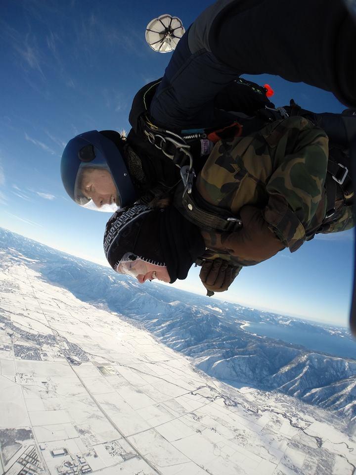 Skydive Lake Tahoe image 1