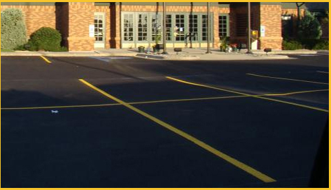 Advanced Striping And Sealcoating image 5