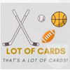 Lot of Cards